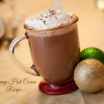 creamy hot cocoa recipe slider