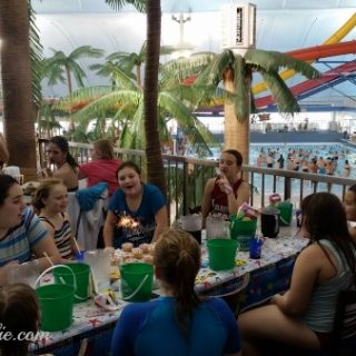 fallsview waterpark niagara birthday party