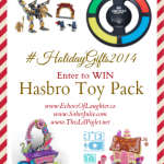 Hot Holiday Toys from Hasbro #HolidayGifts 2014