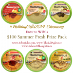 Summer Fresh Makes Entertaining Easy Giveaway #HolidayGifts2014