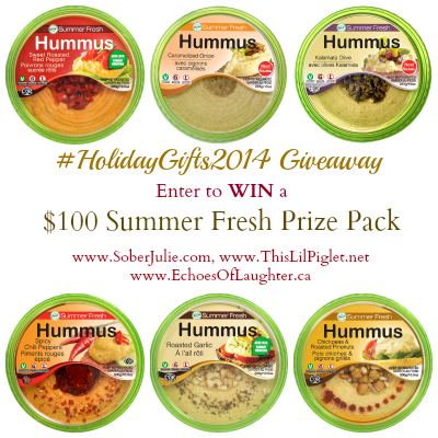 summer fresh giveaway