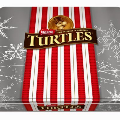 Enjoy TURTLES and NEW Praline Cheesecake TURTLES this Holiday Season +$100 TURTLES Giveaway #HolidayGifts2014