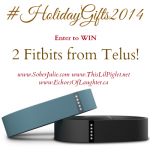 Gifts for the Techy on Your List from Telus and a Giveaway!