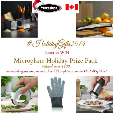 microplane prize pack