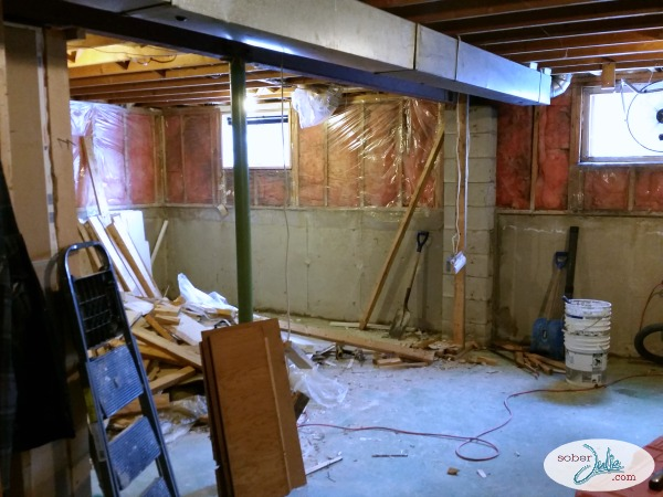renovation basement