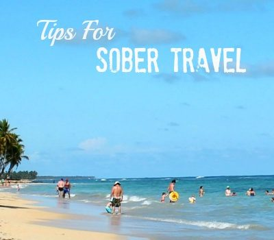 Tips for Sober Travel