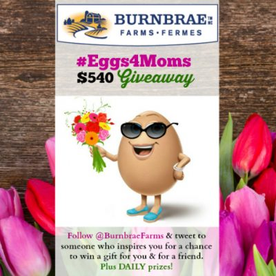 #Eggs4Moms Twitter Contest