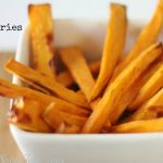 Perfect Crispy Sweet Potato Fries with the Philips Airfryer