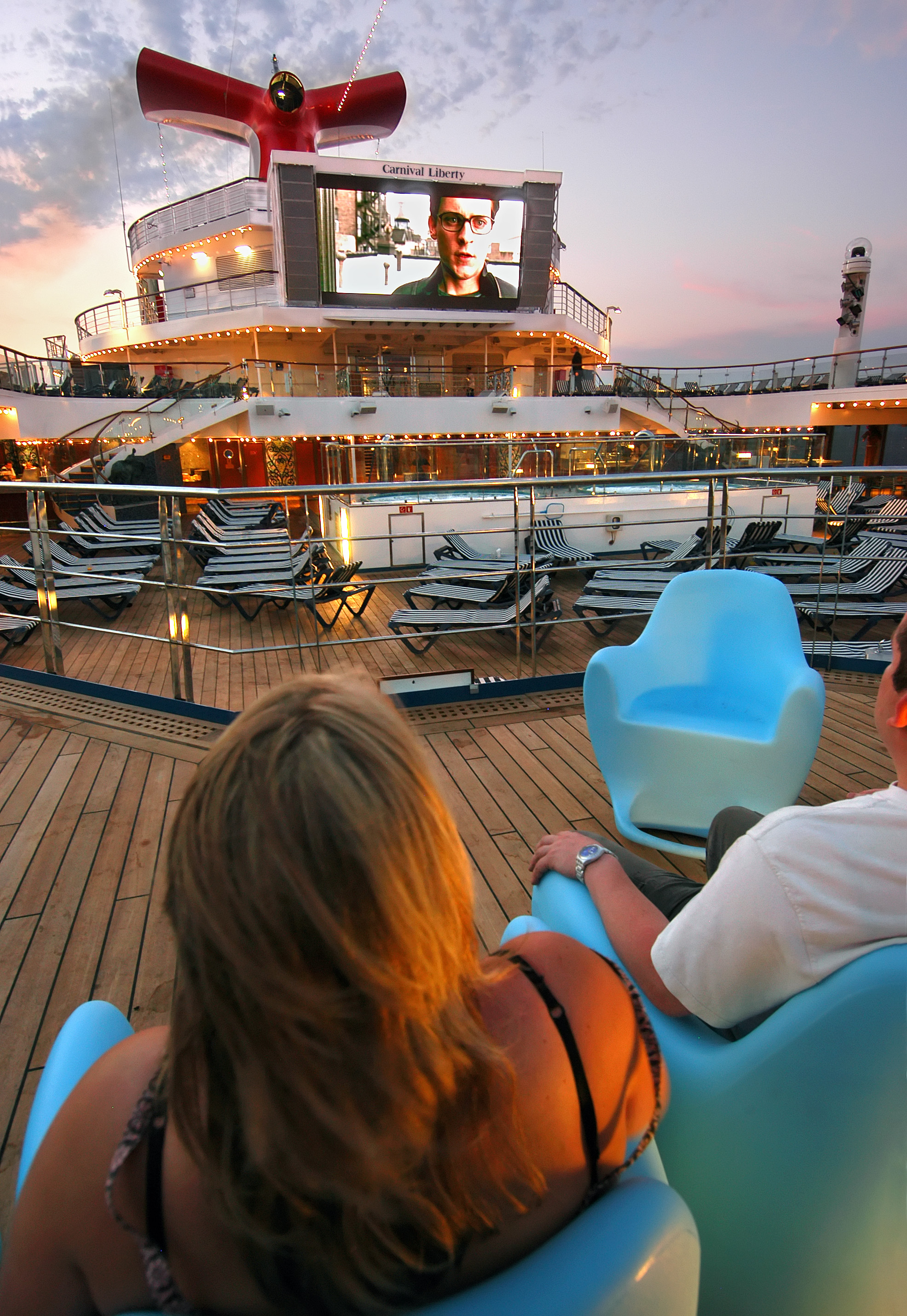 What To Do On Carnival Liberty
