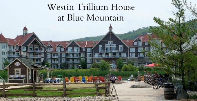 Westin Trillium House at Blue Mountain