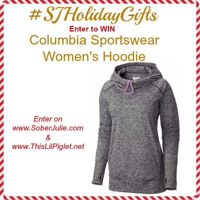 Keep Warm for Christmas with Columbia Sportswear #SJHolidayGifts