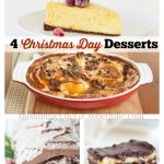 4 Christmas Day Desserts & a Giveaway from Epicure #SJHolidayGifts