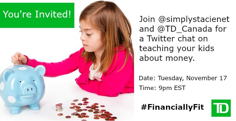 The #FinanciallyFit Twitter Party