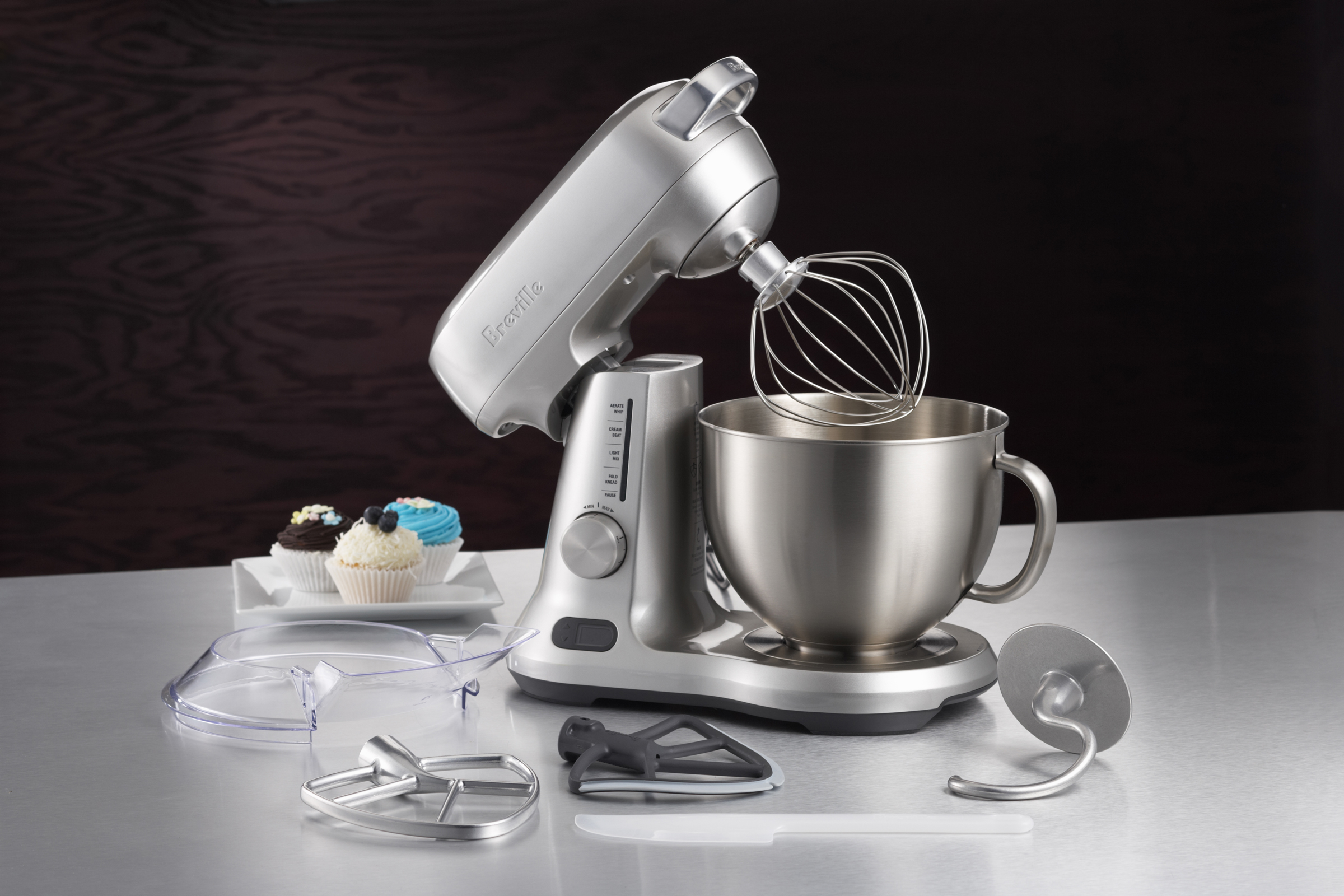 BEM800XL - Scraper Mixer Pro - Stand Mixer + Accessories