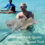 Reef and rays cruise excursion travel slider