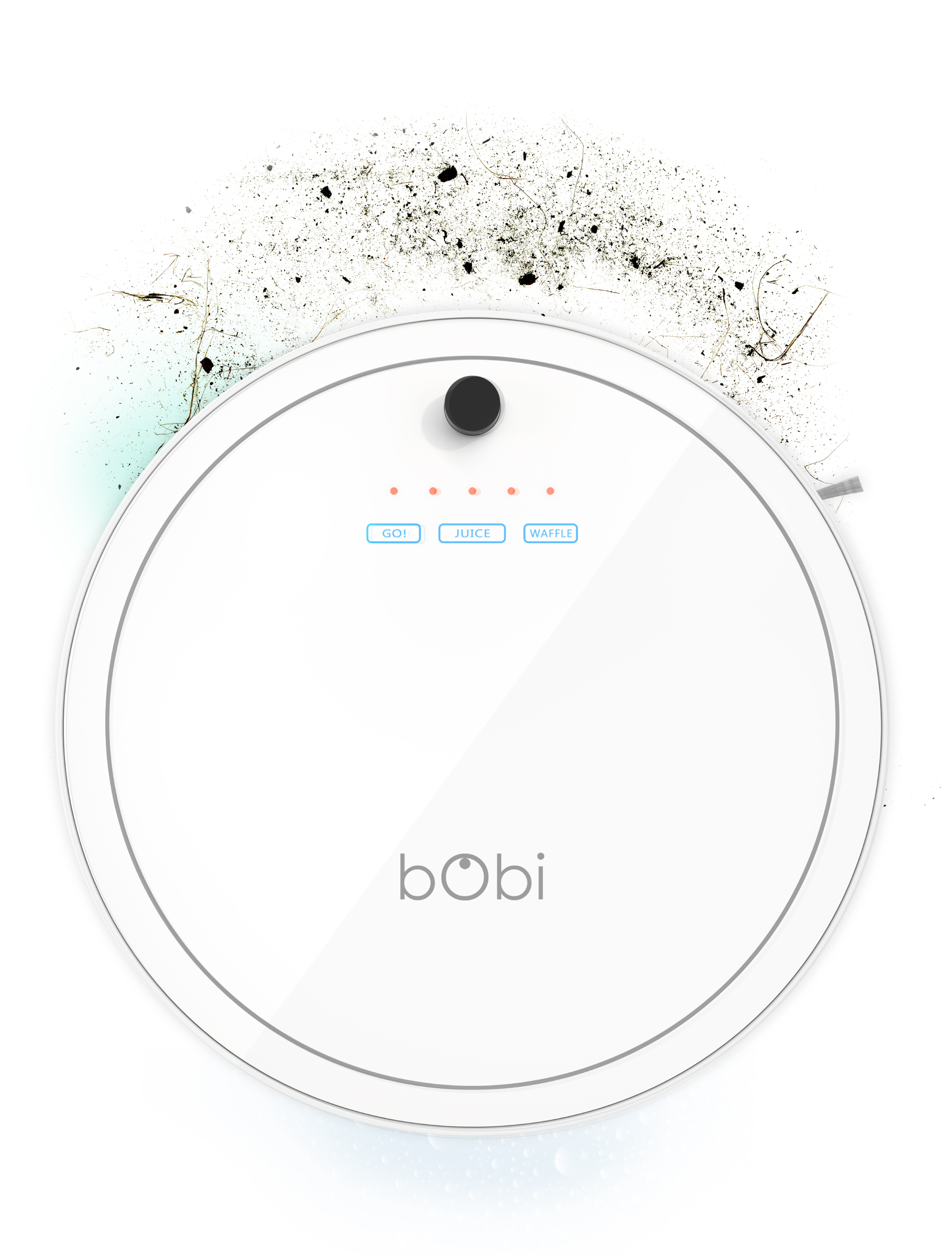 Cleaning up for Christmas with bObi Robotic Cleaning #SJHolidayGifts