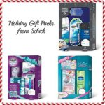 Holiday Gift Packs from Schick #SJHolidayGifts