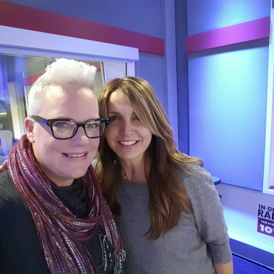 Newstalk 1010 Visit with Barb DiGiulio …I've Caught the Bug!