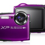 FujiFilm FinePix XP80 Waterproof Camera Review and Giveaway