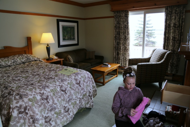 cottage fern resort
