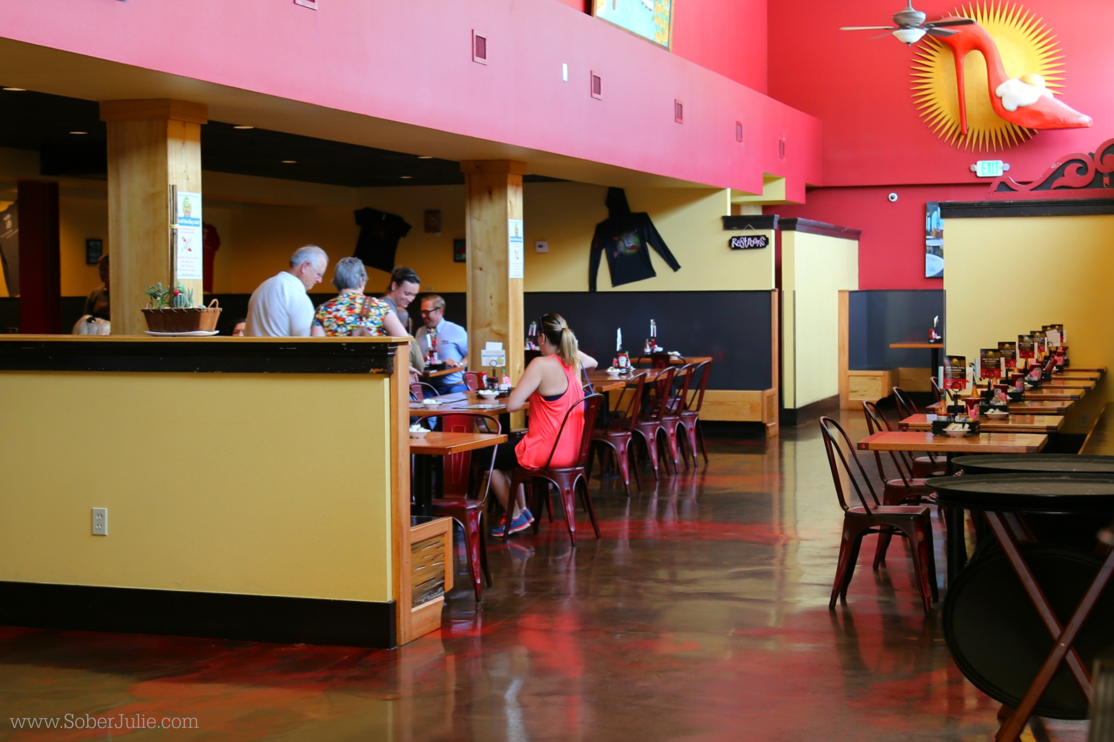 Ruby slipper pensacola dining