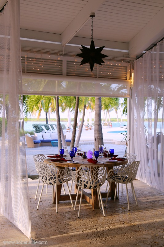 blue haven turks and caicos restaurant