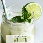 mojito nonalcoholic drink recipe slider