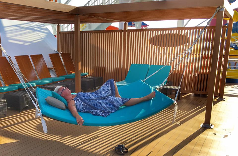 carnival cruise serenity