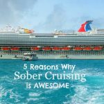 sober cruise travel slider