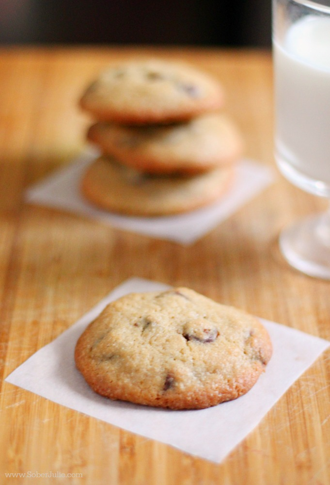 soft chocolate chip cookies recipe soberjulie