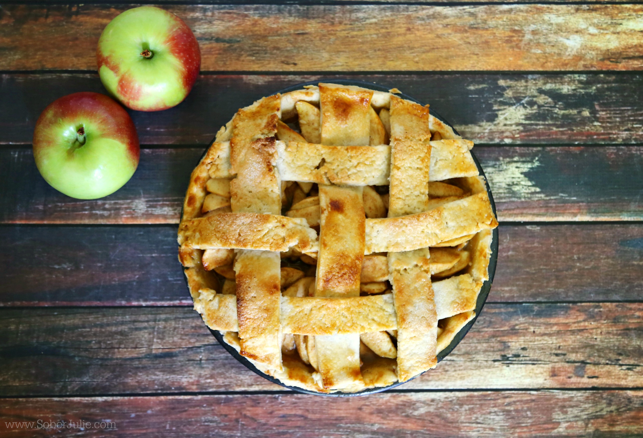 apple pie recipe soberjulie