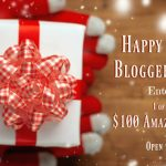 Happy Holidays Blogger GIVEAWAY – Open to US and Canada