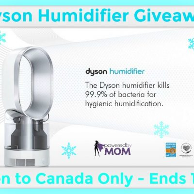 Dyson Humidifier Giveaway