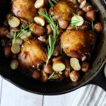 One Pot Balsamic Chicken Meal