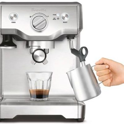 Breville's Duo Temp Pro Review and Giveaway