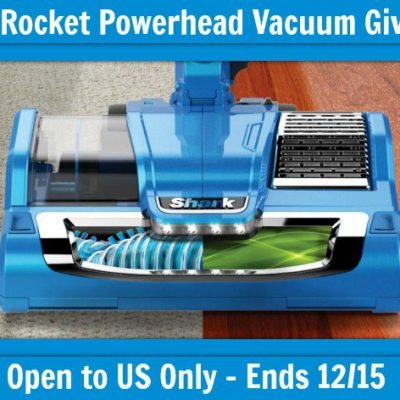 Shark Rocket Giveaway