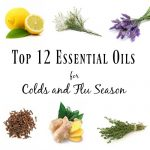 Top 12 Essential Oils for Colds and Flu Season
