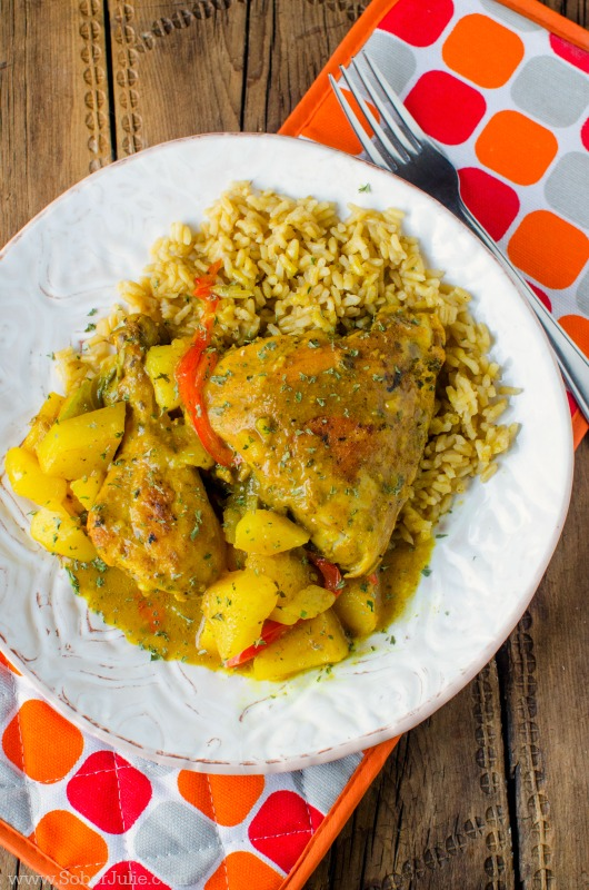Curry Chicken Recipe