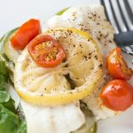 Easy Dover Sole Fish Packets