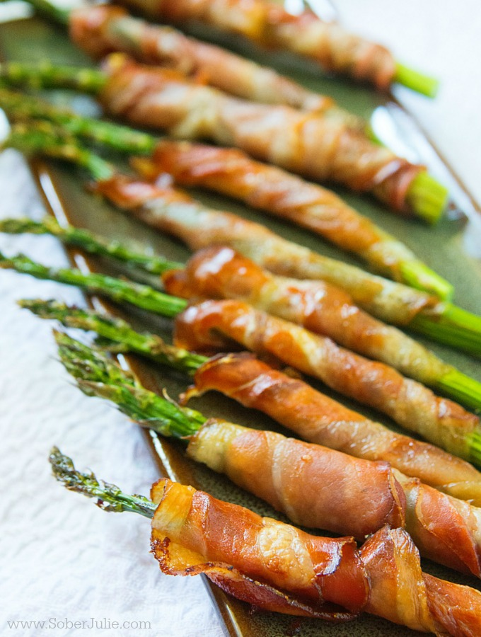 Prosciutto Wrapped Asparagus Appetizer Recipe