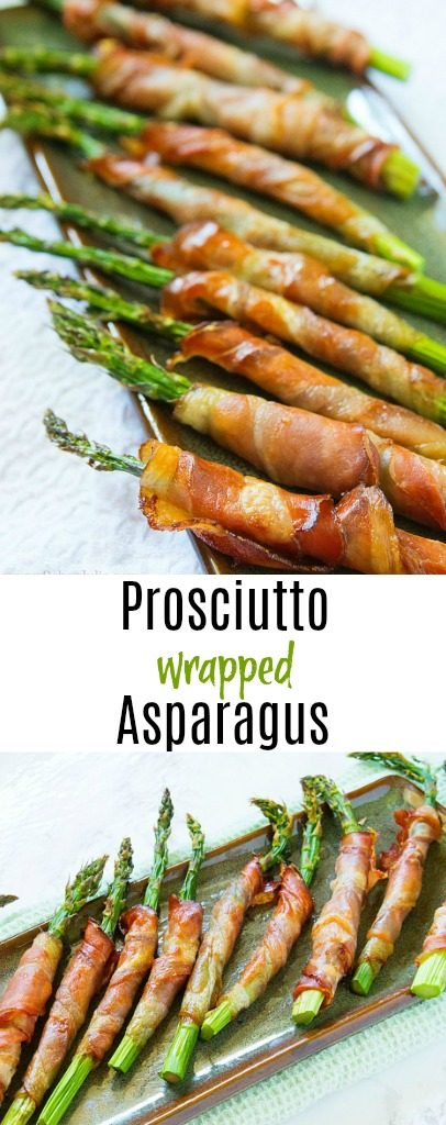 Asparagus Recipes Bacon Wrapped Oven