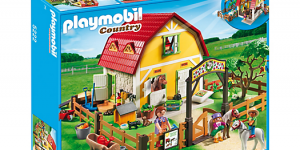 Playmobil for the Little Ones on Your List - #SJHolidayGiftGuide