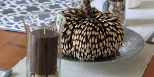 Decorating a Thanksgiving Table & $250 Target Giveaway #ThankFall