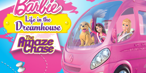 Barbie Amaze Chase VIP Viewing Giveaway