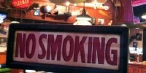 Not Exactly An Appetizing No Smoking Sign - WW w/Linky