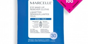 Take 5 Minutes to Remove Eye Makeup with Marcelle! #MarcelleMoms