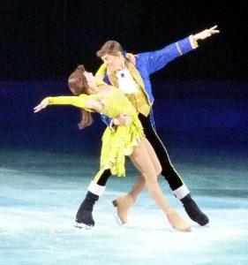 Disney on Ice Belle