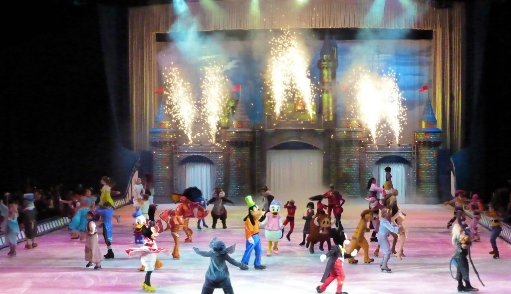 Disney on Ice Cast