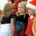 Christmas Pagent + Crazy Christmas Hat~Linky