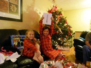 iPad Christmas